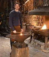 This is Arnold the Owner of the silver sword (blacksmith)