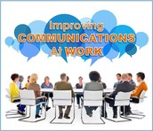 Improving Communications at Work