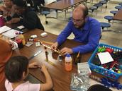 Carpenter Elementary School Science Night a Big Success