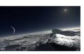 Plutos surface