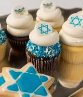 Hanukkah Cupcakes!