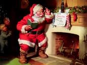 Who santa is