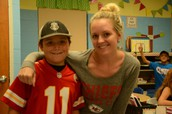 Spirit Day--Favorite Sport Team