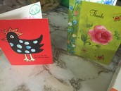 Cards from Blake