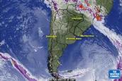 Argentina's weather
