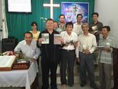 Baptist leaders taught apostolic doctrine in January.