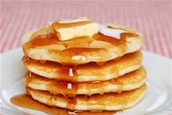 All You Can Eat Pancake Breakfast: