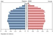 France in 2040