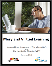 MSDE Summer Online Course Registration
