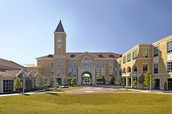Home of the Horned Frogs!
