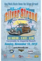 Silver Strand Half Marathon and 10M