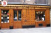 Uno de nuestros restaurantes figura en el Libro Guinness de los Records