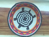 Woven Embera Bowl Or Mask