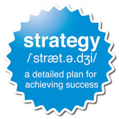 S is for STRATEGIZE