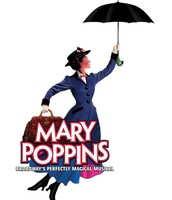 We saw Mary Poppins!