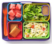 Ten Tips to My Plate & Your Child's Lunch Box