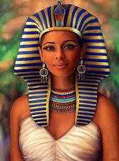 A Girl Pharaoph