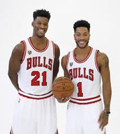 These are my two favorite players of all time Rose and Butler