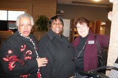 Debby, Sibyl & Liz