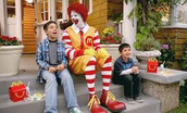 advertisement from Mcdonalds, one of the major causes of americas problem