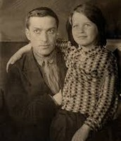Vygotsky with daughter