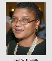 JANE W. F. SMITH, ACURIL PRESIDENT 2014-2015