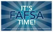 Financial Aid: FAFSA