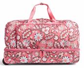 Blush Pink Traveler Bag