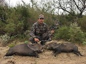 We are trying to set up memories on a Mexico Javelina hunt