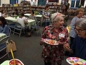 Library Volunteer Breakfast