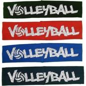 The volleyball headbands