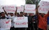 Rohingya Persecution in Myanmar