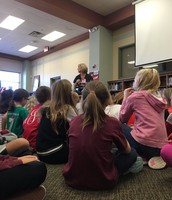 Guidance lessons by our fabulous counselor!