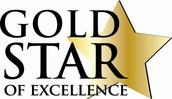 Custodial Team Earns Gold Award!