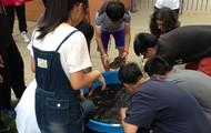 CSI: Making Footprints