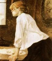 The Laundress (1889)