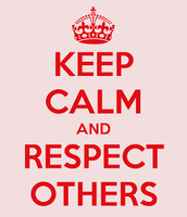 Respect is a core value.