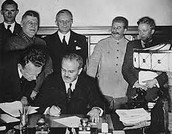 Why did Germany and Russia sign a Treaty?