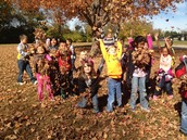 Autumn in Our Outdoor Lab!
