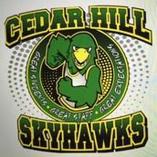 Cedar Hill Twitter - @chskyhawk