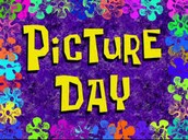 Spring Picture Day is March 4!