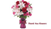 Thank You Flowers Is Truly Appreciated Thanks For Your Thoughtfulness