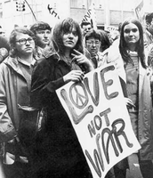 """Love not War!"""