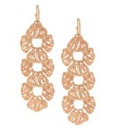 Geneve Lace Earring