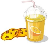 Step 3: We Say Bye While Giving You A Juice And Cookie