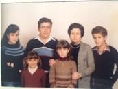La familia que formó mi abuela