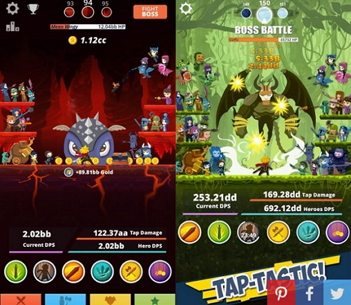 Download Game Tap Titans Mod Apk | Smore Newsletters