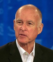 Thanks to Jerry Brown