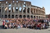 Een 4 daagse stedentrip naar Rome is al mogelijk  vanaf € 299,--  p.p. incl vlucht
