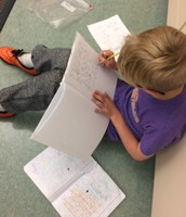 We are working hard on our Bare Books!